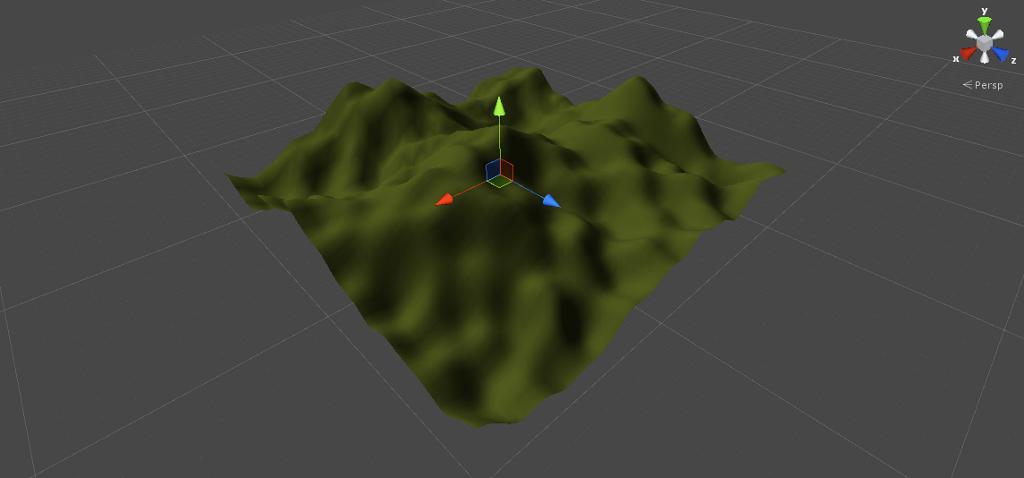 Terrain Generator For Unity – Step 3 – Developer's Simplicity